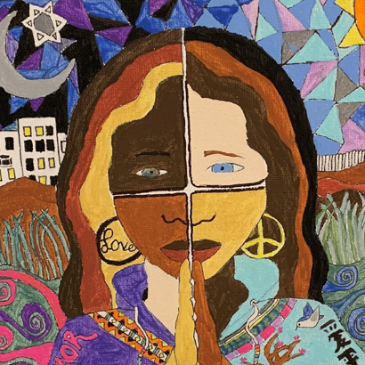 Unity Artwork by Tasker Brown