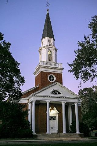 Pfeiffer Chapel