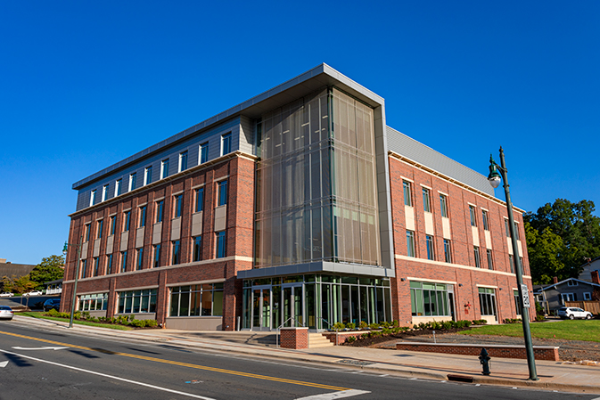 CHS Ext Building