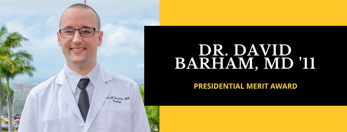 David Barham