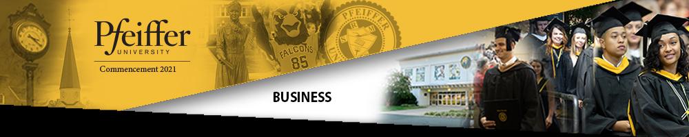 Graduation Header - Business
