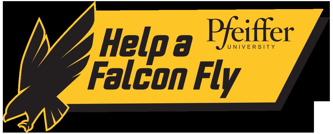 Help a Falcon Fly Logo
